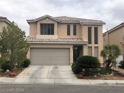 Las Vegas Single Family Home For Sale: 6608 Melodic Court