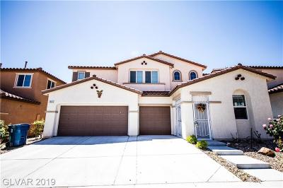 Single Family Home For Sale: 7645 Tierra Montanosa Avenue