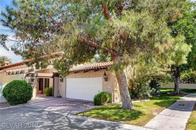 Single Family Home For Sale: 2021 Plaza De Cielo