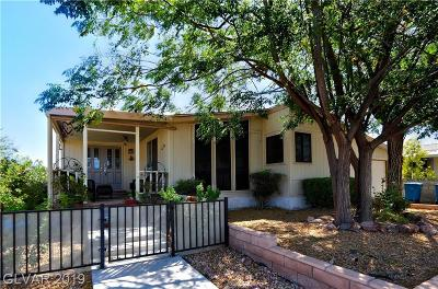 Las Vegas Manufactured Home Under Contract - No Show: 3052 Bella Vista Lane
