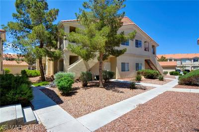 NORTH LAS VEGAS Condo/Townhouse Under Contract - Show: 1881 Alexander Road #2106