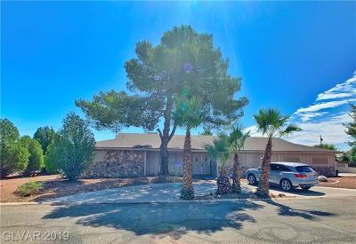 Las Vegas NV Single Family Home For Sale: $469,000
