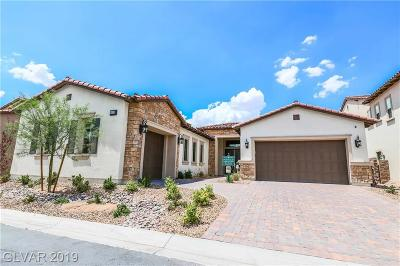 Single Family Home For Sale: 4112 San Capri Way