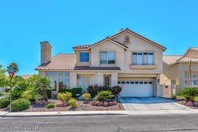 Henderson Single Family Home For Sale: 2903 Calmada Avenue