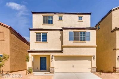 Las Vegas, North Las Vegas Single Family Home For Sale: 4380 Harristown Drive