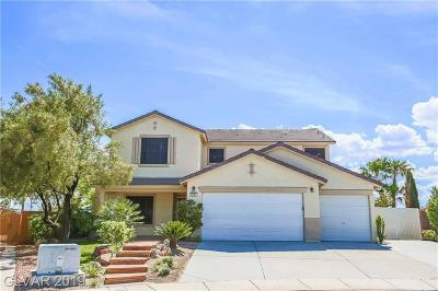 Single Family Home Under Contract - Show: 8181 Petunia Flower Way