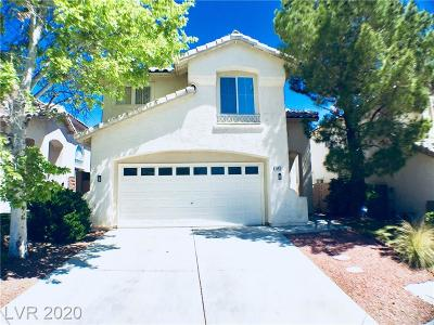 Las Vegas Single Family Home For Sale: 10436 Beachwalk Place