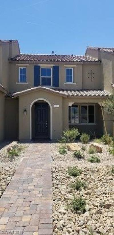 NORTH LAS VEGAS Condo/Townhouse Under Contract - No Show: 1005 Belton Lake Avenue