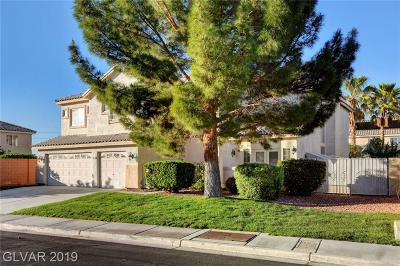Single Family Home For Sale: 2637 Sunday Grace Drive