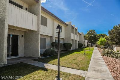 Las Vegas, Henderson Condo/Townhouse Under Contract - No Show: 773 Anne Lane