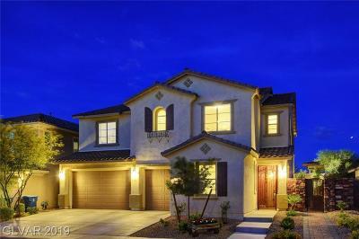 Single Family Home For Sale: 1116 Via Della Costrella