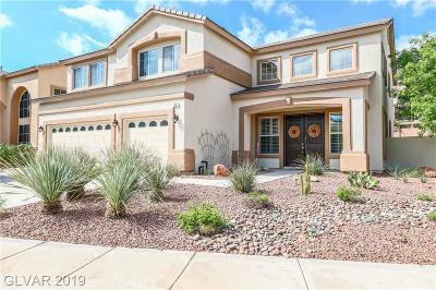 Single Family Home Under Contract - Show: 321 Glistening Cloud Drive