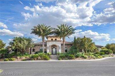 Single Family Home For Sale: 8538 Verde Park Circle