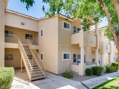 Henderson Condo/Townhouse Under Contract - No Show: 1844 Scimitar Drive