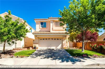 Single Family Home For Sale: 2310 Silver Crew Pass