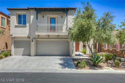 Single Family Home For Sale: 9850 Emerald Twilight Street