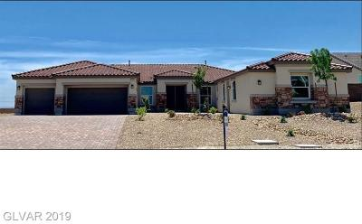 Las Vegas Single Family Home Under Contract - No Show: 9511 Washburn Road