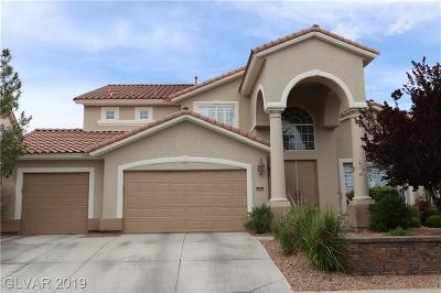 Single Family Home For Sale: 9870 Granite Reef Avenue