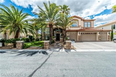 Spanish Hills Est Single Family Home For Sale: 4950 Mountain Creek Drive