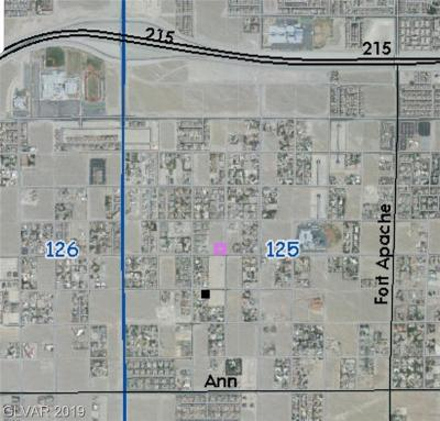 Centennial Hills Residential Lots & Land For Sale: 9720 Tropical