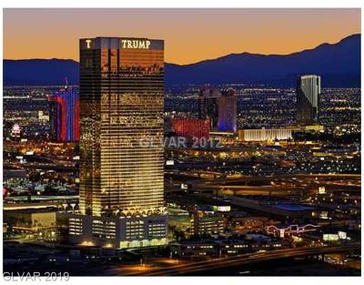 Trump Intl Hotel & Tower-, Trump Intl Hotel & Tower- Las High Rise For Sale: 2000 Fashion Show Drive #5327