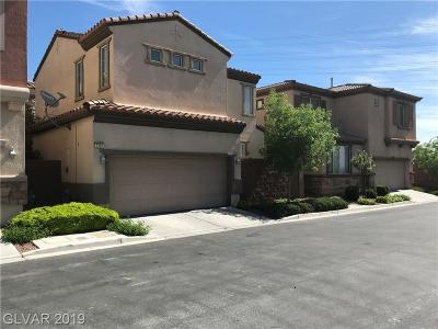 Summerlin Village Single Family Home For Sale: 2338 Malaga Peak Street