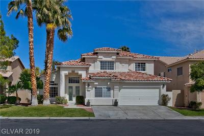 Single Family Home For Sale: 9584 Marina Valley Avenue