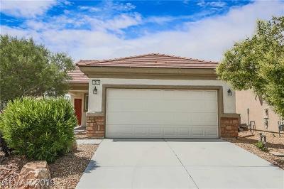 North Las Vegas Single Family Home For Sale: 2521 Desert Sparrow Avenue