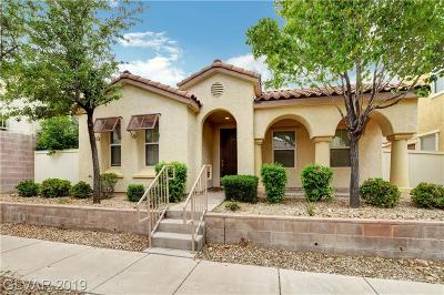 Las Vegas Single Family Home For Sale: 8561 Tellima Court