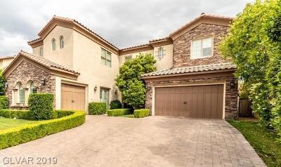 Single Family Home For Sale: 4111 Villa Rafael Drive