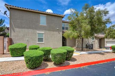 NORTH LAS VEGAS Condo/Townhouse Under Contract - Show: 315 Kensington Palace Avenue #1