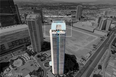 Las Vegas High Rise For Sale: 2777 Paradise Road #3704