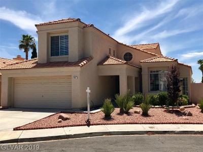 Las Vegas  Single Family Home For Sale: 9837 Dardanelle Court