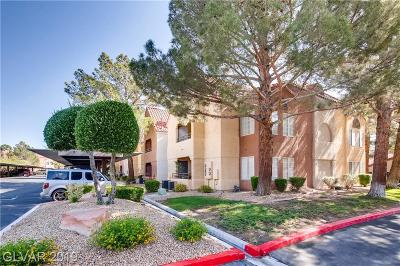 Condo/Townhouse Under Contract - Show: 2200 Fort Apache Road #1065
