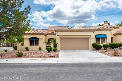 Condo/Townhouse Under Contract - Show: 2720 Crystal Mesa Drive