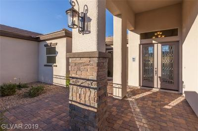 Single Family Home Under Contract - Show: 4727 Jace Canyon Court