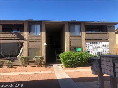 Henderson, Las Vegas Multi Family Home Under Contract - No Show: 2835 Wheelwright Drive