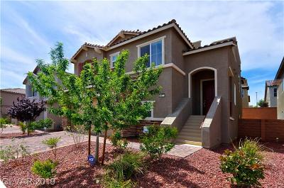 Las Vegas Single Family Home Under Contract - Show: 6671 Conquistador Street