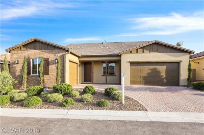 Las Vegas Single Family Home Under Contract - No Show: 9303 Mira Linda Road