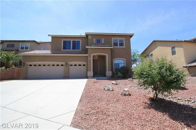 Single Family Home For Sale: 2729 Laguna Seca Avenue