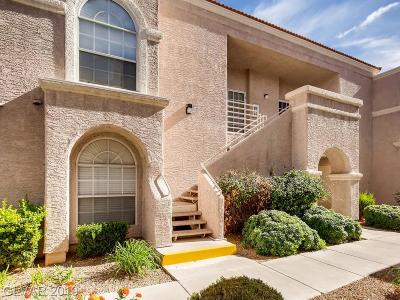 Las Vegas Condo/Townhouse For Sale: 3150 Soft Breezes Drive #2032