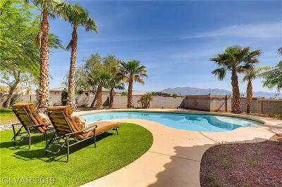 Las Vegas Single Family Home For Sale: 9110 West Tropical Parkway