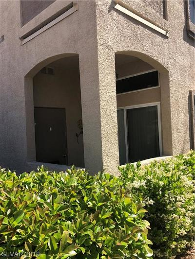Condo/Townhouse Under Contract - No Show: 3480 Cactus Shadow Street #101