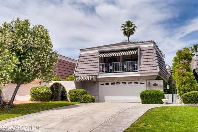 Single Family Home Under Contract - No Show: 860 Vegas Valley Drive