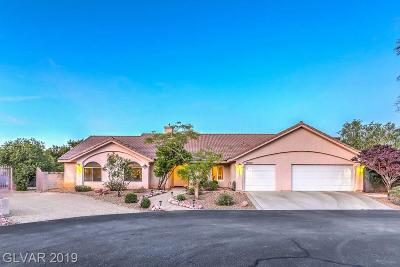 Las Vegas NV Single Family Home Sold: $531,000
