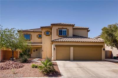 Las Vegas Single Family Home For Sale: 5913 Cancun Avenue