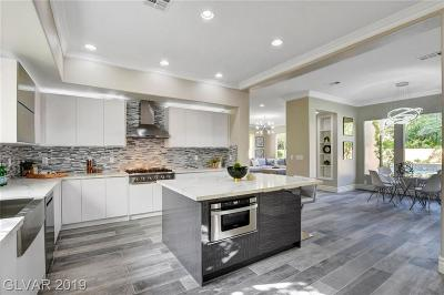 Summerlin Village Single Family Home Under Contract - No Show: 10404 Orkiney Drive