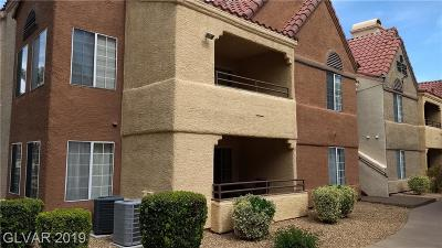 Condo/Townhouse Under Contract - Show: 2200 Fort Apache Road #1117