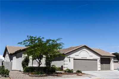 Boulder City Single Family Home For Sale: 1308 Dreamcatcher Drive