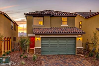 Las Vegas NV Single Family Home Under Contract - No Show: $309,930